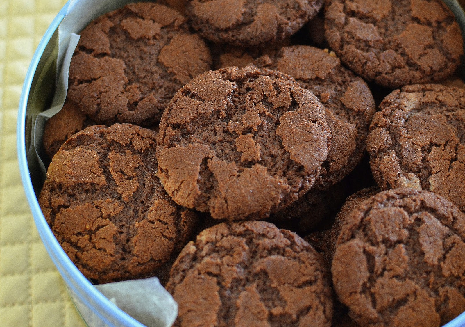 thistlebear: Mexican Hot-Chocolate Cookies