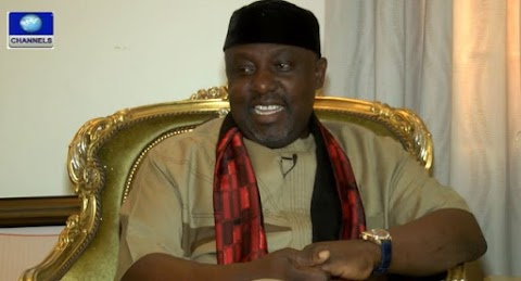Governor Okorocha Demands List Of Imo Citizens Serving Jail Terms In US