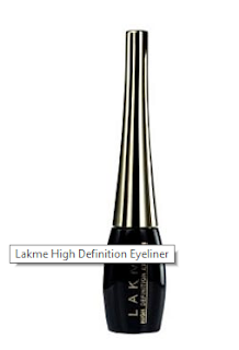Lakme High Definition Eyeliner (Price Rs 125)