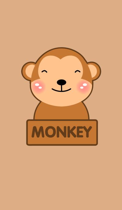 Simple monkey theme v.1