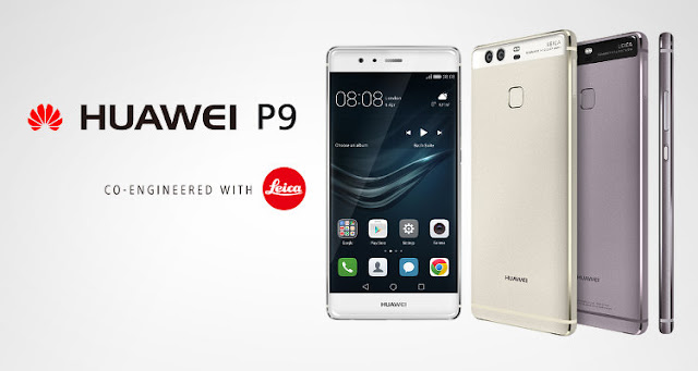 Road to get FREE Huawei P9 smartphone