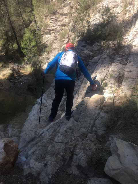La Rambla de Rabosa. Rincón Bello. Petrer