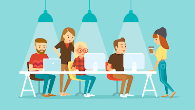 Coworking, home office e a pluralidade de possibilidades