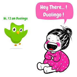 review duolingo app