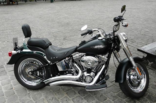Nice Harley Davidson Bike