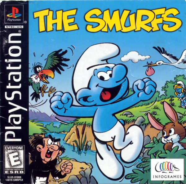 The Smurfs - PS1 - ISOs Download