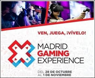 Madrid Gaming Experience sorprende con lo retro y diferentes propuestas