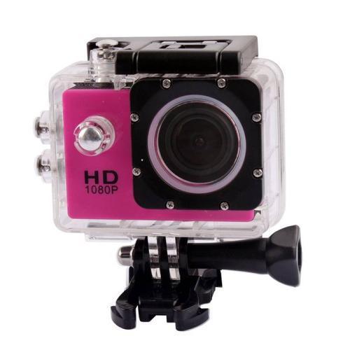 Câmera filmadora esportiva