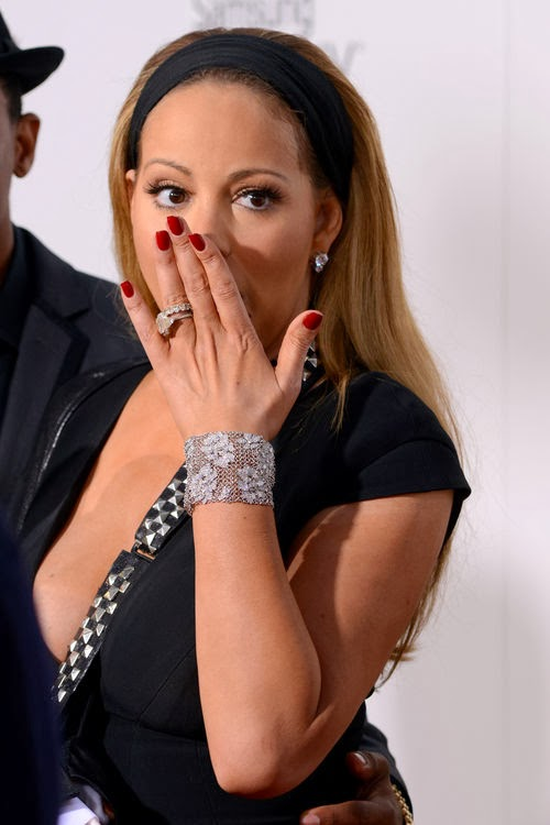 Mariah Carey's marriage is about to end