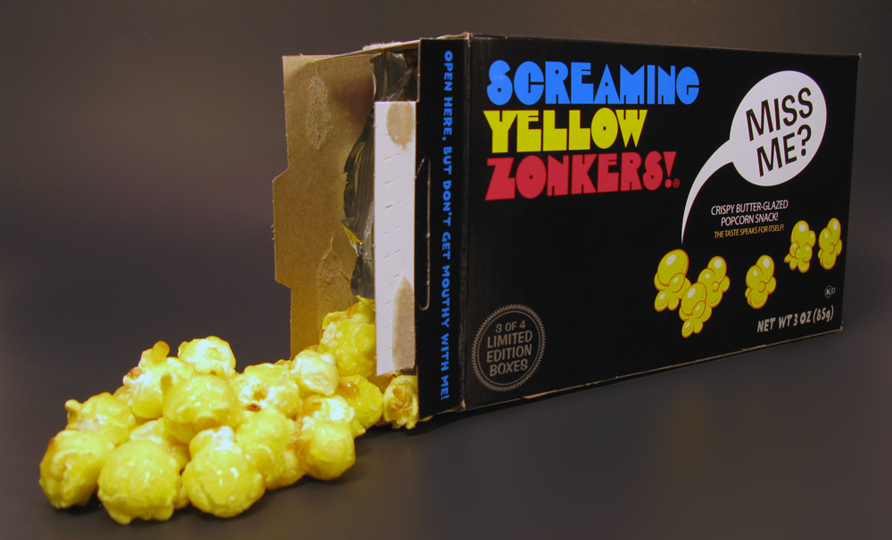 screaming yellow zonkers - Amazon Screaming Yellow Zonkers! Limited Edition