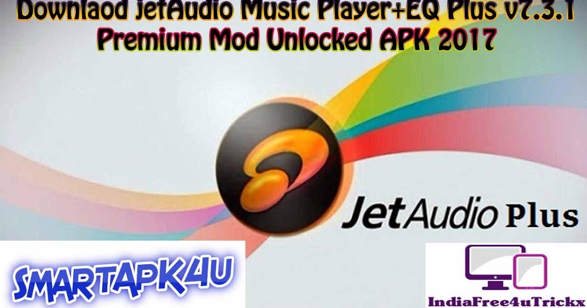 Download jetAudio Music Player+EQ Plus Premium Mod Unlocked