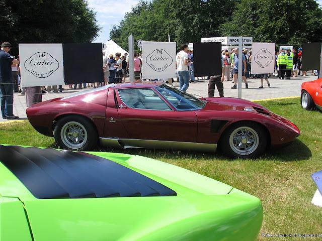 Fab Wheels Digest F W D Lamborghini Miura P400 Sv J 1971 75