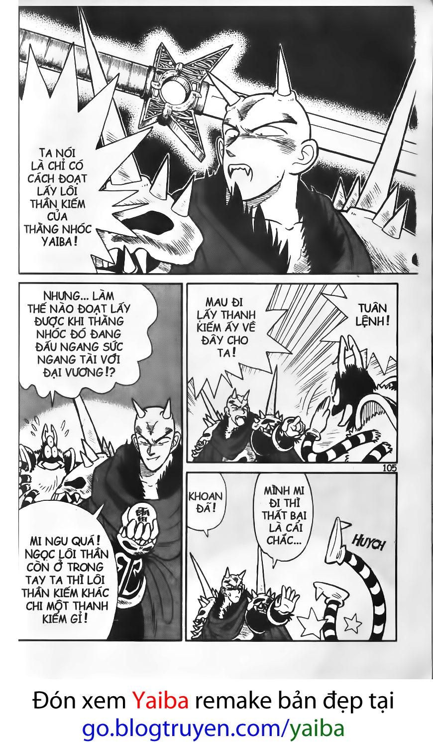 Yaiba chap 65 trang 12