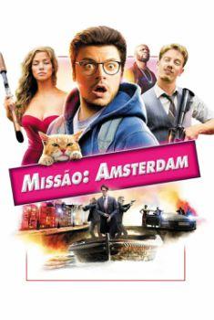 Missão: Amsterdam Torrent - WEB-DL 720p/1080p Dual Áudio