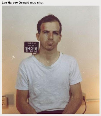 Lee Harvey Oswald quien asesinó a Kennedy