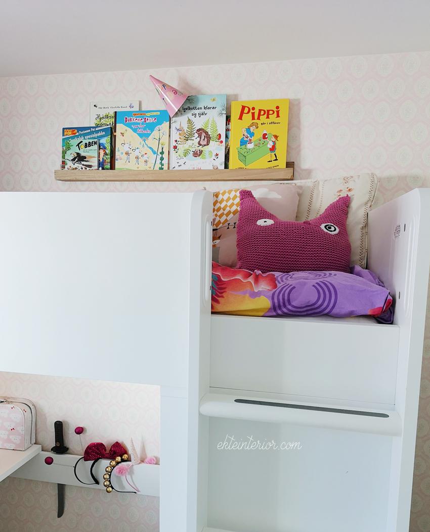 Svært EKTE INTERIØR: Ideer til barnerommet UZ-21