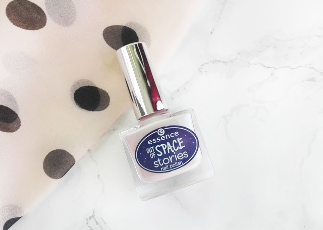Essence Out of Space Stories Nail Polish 01 Outta Space is the Place