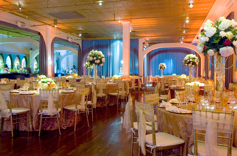 Clarendon Ballroom Wedding Venues