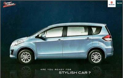 Beda Pada Tiap Variant Suzuki Eriga GA, GL, GX dan Dreza