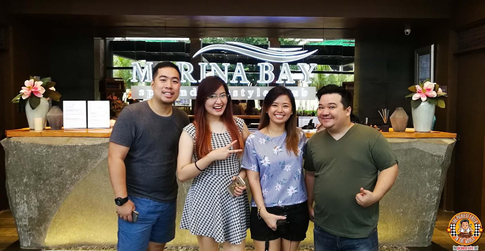 Marina Bay Spa And Lifestyle Club Price