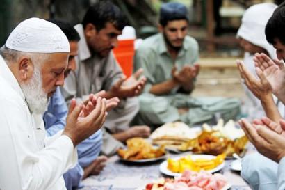 doa berbuka puasa dan artinya