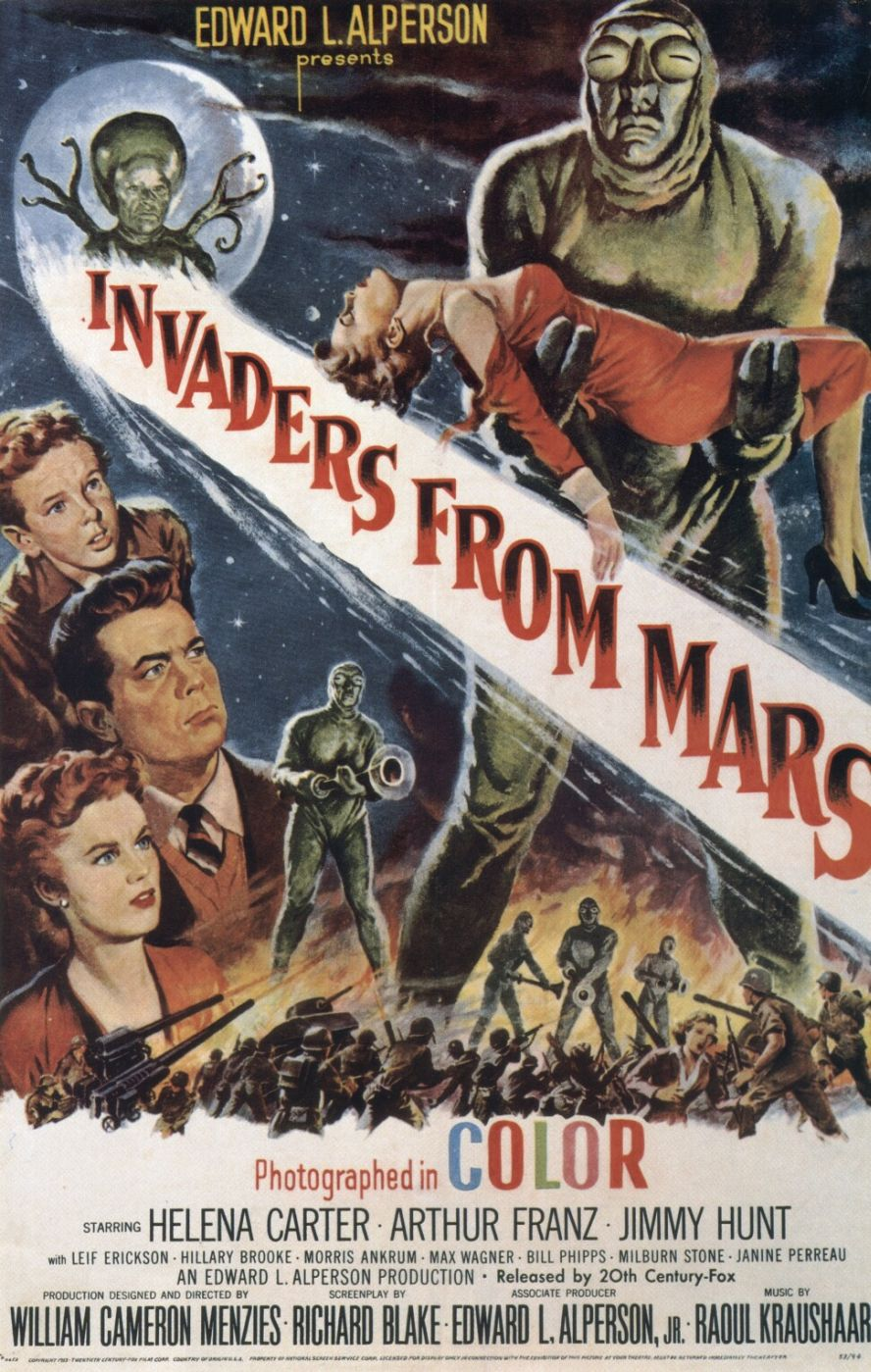 invasion from mars clip art - photo #19