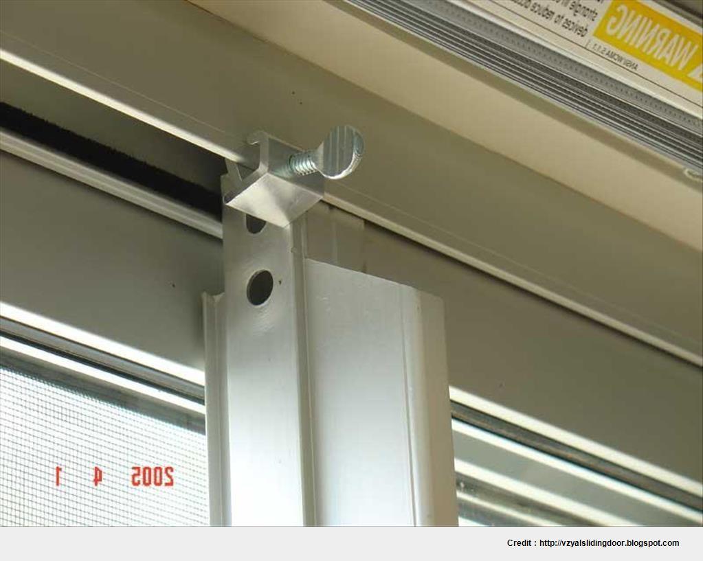 Best bottom lock for sliding glass door picture