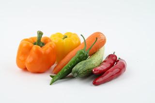 papryka i inne warzywa