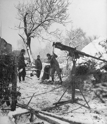 Battle Of The Bulge Pictures Rare Images of the Bat...