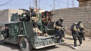 جهاز مكافحة الارهاب : انطلاق عملية تحرير قرية النمل وناحية الزوية في الحويجة