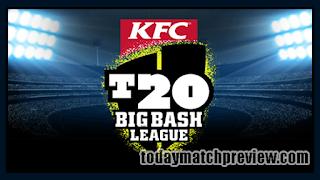 Today BBL 2019 24th Match Prediction Sydney Thunder vs Brisbane Heat