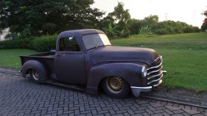 Pedagang Mobil Klasik : Jual Modifikasi Truck Klasik Amrik