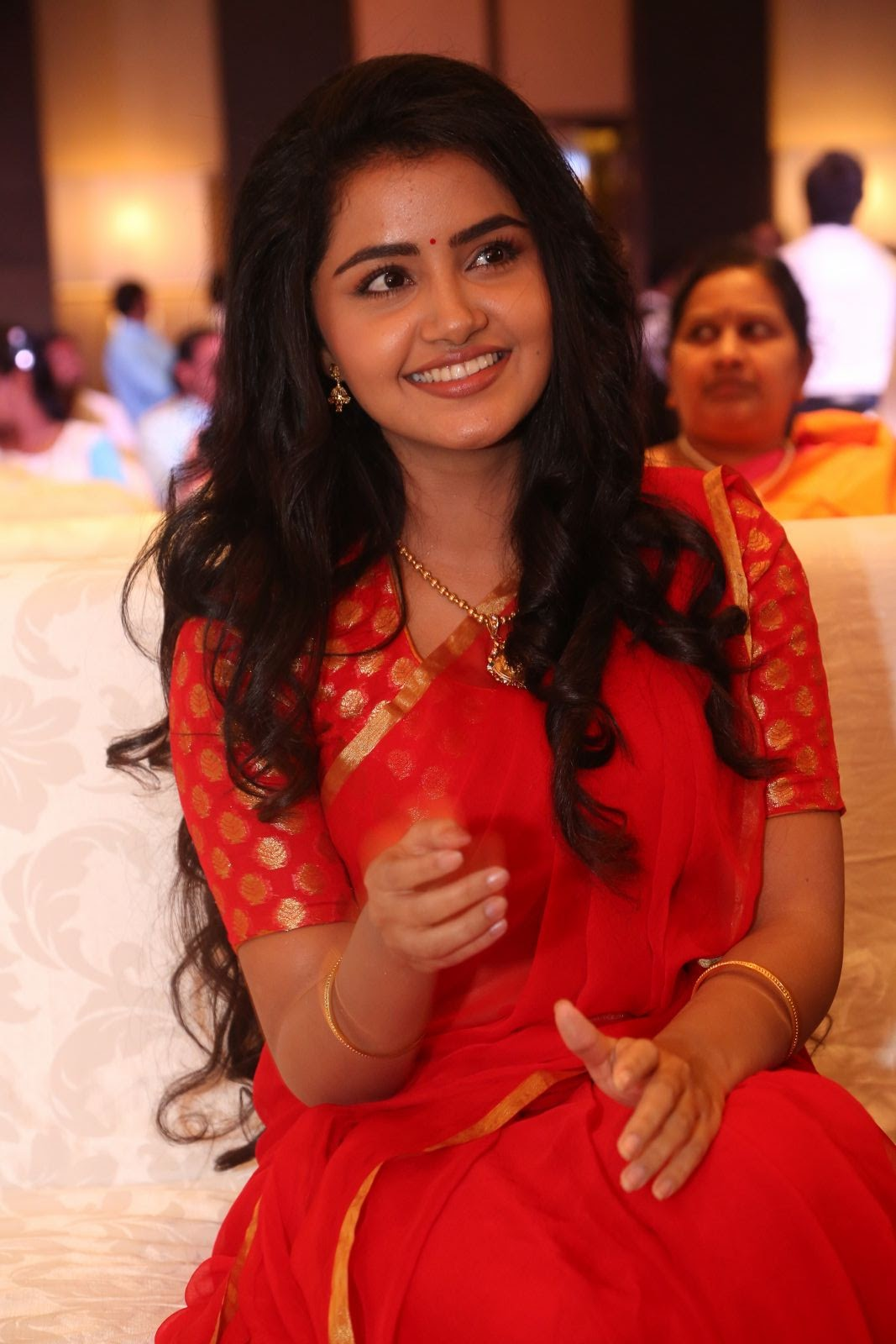 Anupama Parameswaran new cute photos-HQ-Photo-9