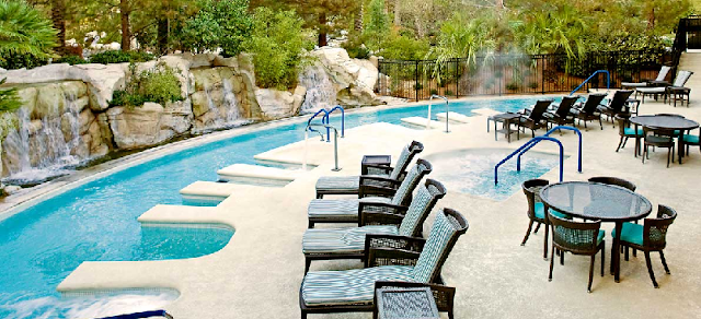 10 hotéis comuns em Las Vegas