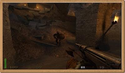 Return to Castle Wolfenstein PC Games Gameplay