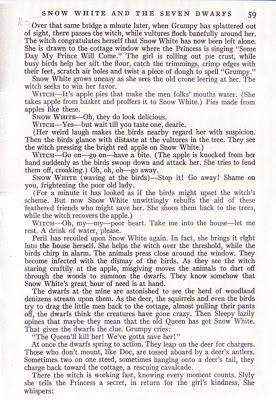 Snow White and the Seven Dwarfs Film Summary & Analysis