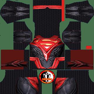 kit dream league soccer superman