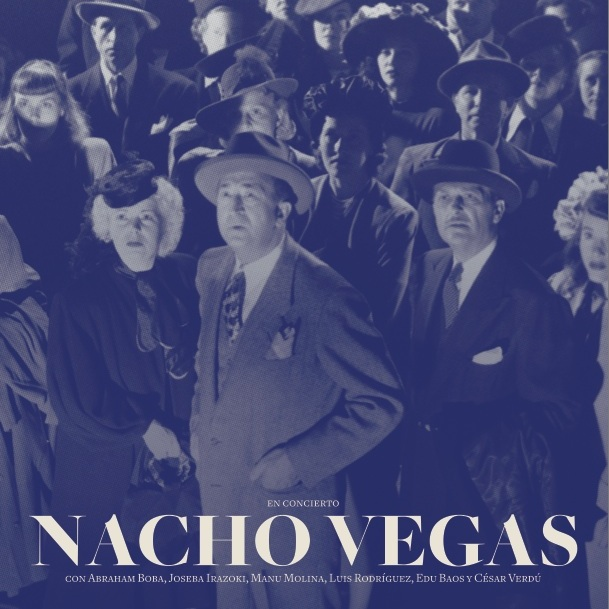 Noticia - Próximos conciertos de Nacho Vegas