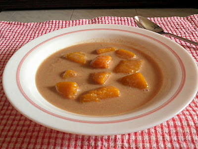 Bubur Keledek Recipe @ http://treatntrick.blogspot.com