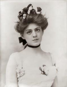 Ethel Barrymore by Burr McIntosh, 1901