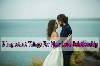 Are you falling in the new love? Before going too far, talk about these five things Quickly