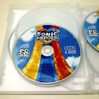 Disc 1 of Sonic Heroes