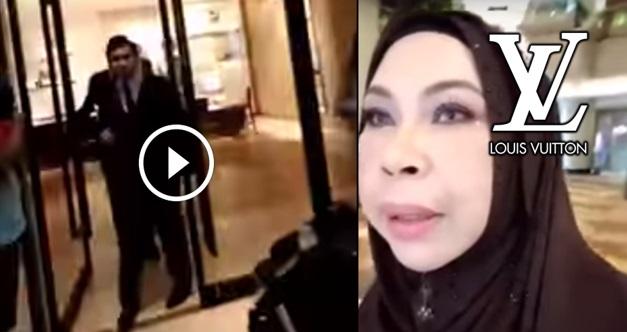 VIDEO: PANAS ! Cerita Sebenar, Datuk Vida Dihalang Masuk Butik Louis Vuitton ! Inilah Bukti Duit Bukan Boleh Beli Segalanya !