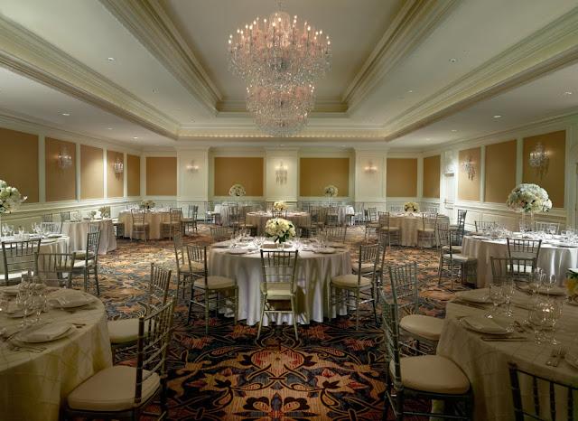 San Francisco Bay Area Wedding Venues Omni San Francisco Hotel