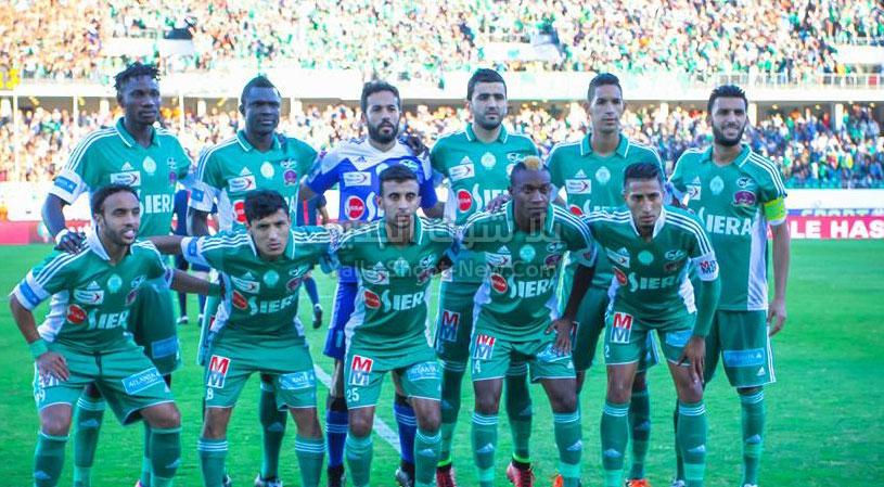 الرجاء ومولودية الجزائر