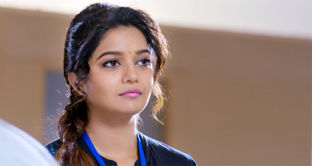Swathi in Tamil movie Yaakkai trailer
