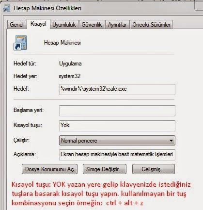 windows+masaüstü+pc+de+hesap+makinesini+açma+kısayolu