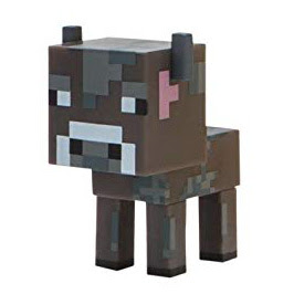 Minecraft Series 4 Cow Overworld Figure