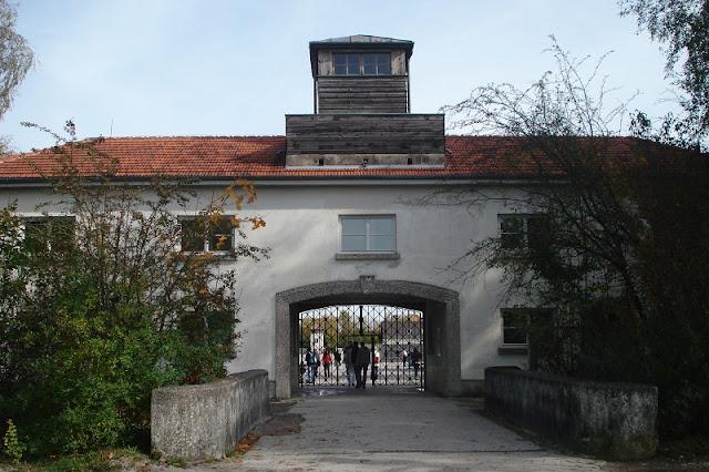 Campo de Concentração de Dachau na Alemanha