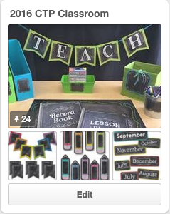 Pinterest board for Creative Teaching Press